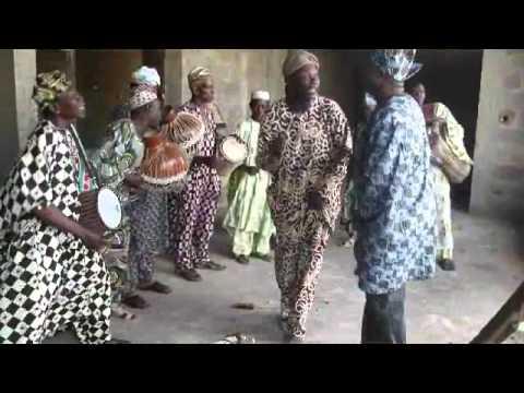 Remo Talking Drum in Yoruba- land (Nigeria)