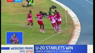 Kenya Starlets win 2-1 Ethiopia