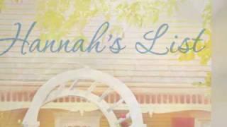 Hannahs List By Debbie Macomber