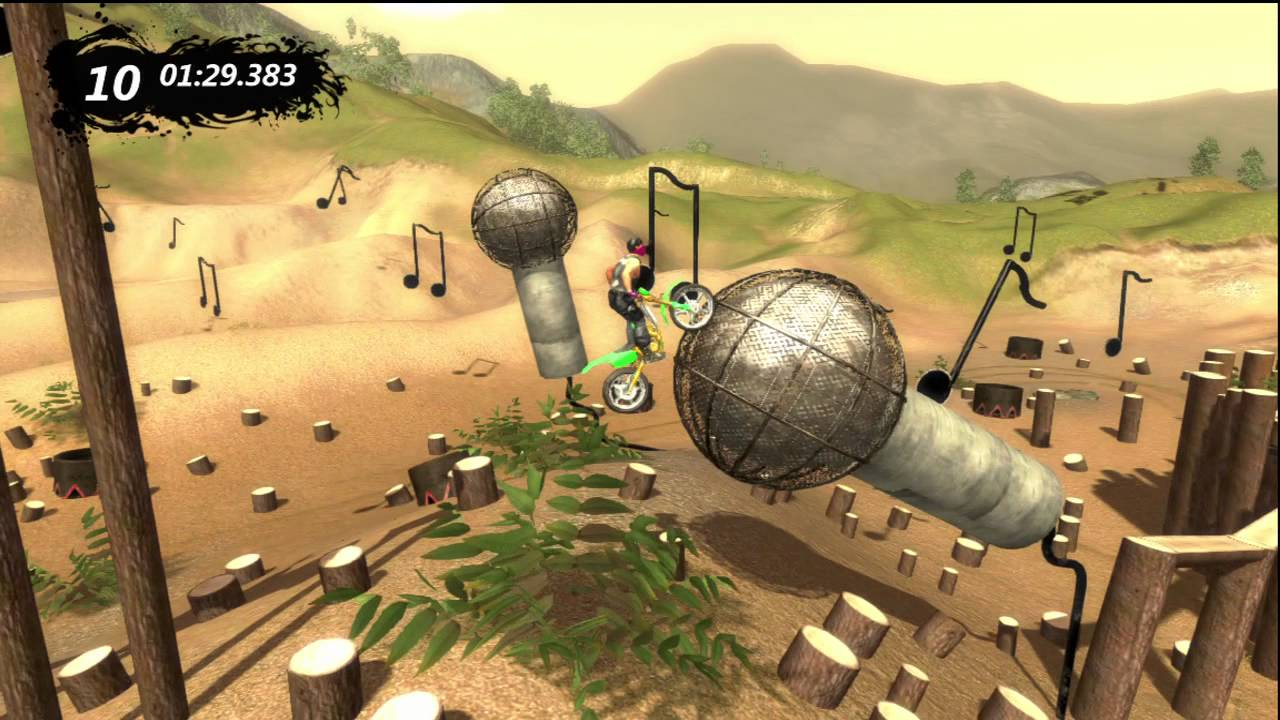This Amazing Trials Evolution Level Is A Musical Marvel