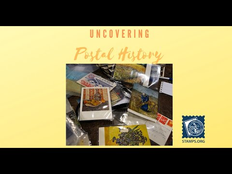 Uncovering Postal History: An APS Volunteer's Unforgettable, Historical Haul