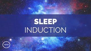 Sleep Induction Music - Total Relaxation - Fall Asleep Fast - Delta Monaural Beats - Sleep Music