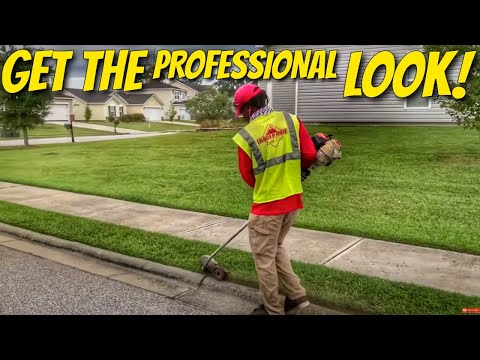 LAWN EDGING | MY WAY | WHY | TOOL | DEMONSTRATION