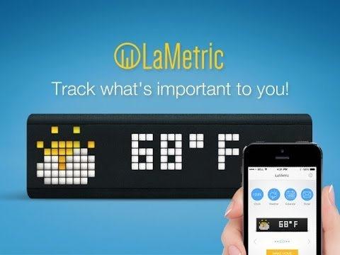 LaMetric Smart Time