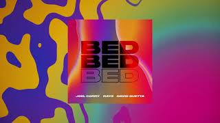Joel Corry x RAYE x David Guetta – BED