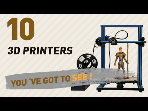 Computers Accessories - 3D Printers, Best Sellers 2017 // Amazon UK Electronics