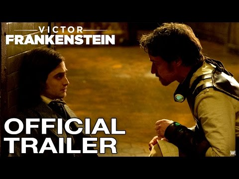 Victor Frankenstein | Official HD Trailer #1 | 2015