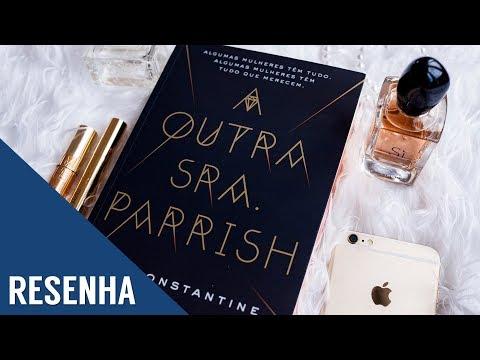 Resenha: A Outra Sra Parrish - Liv Constantine