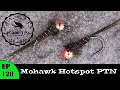 Mohawk Hotspot Pheasant Tail Nymph PTN