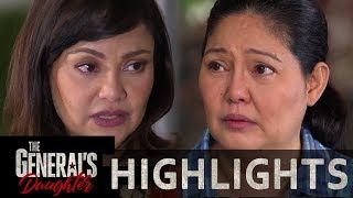 Sabel is surprised by Corazon's story about Tiago | The General's Daughter (With Eng Subs)