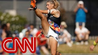 Star athlete speaks out after photo controversy