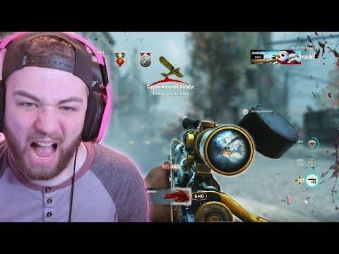 MY BEST FFA CLIP! (COD WW2)