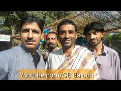 Rasool Bakhsh Fareed & Mubarak Qazi at Sakran Hub Chowki