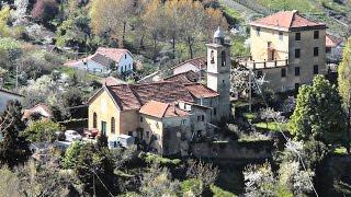 preview picture of video 'SAN BERNARDO (fraz. di Sant'Olcese)'