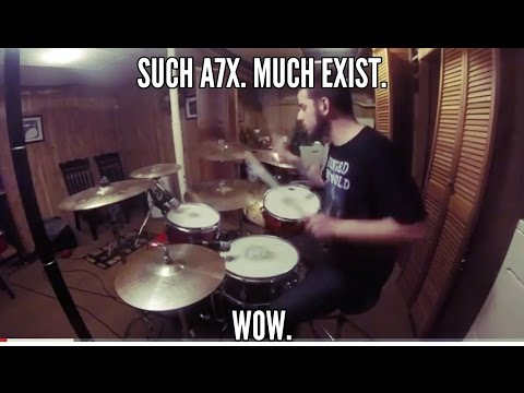 SallyDrumz - Avenged Sevenfold - Exist Drum Cover