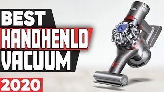 Best Handheld Vacuum in 2020