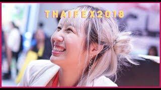 ส่องงานอาหารที่ใหญ่ที่สุดในเอเชีย (ใครอยากทำธุรกิจด้านอาหาร ควรดู!!) - THAIFEX 2018 -