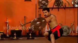 Urumi fight in Kalaripayattu
