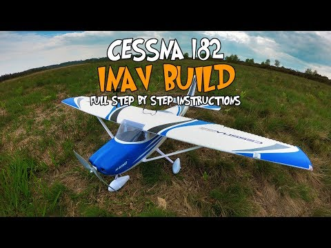 -cessna-182-skylane--detailed-step-by-step-inav-build
