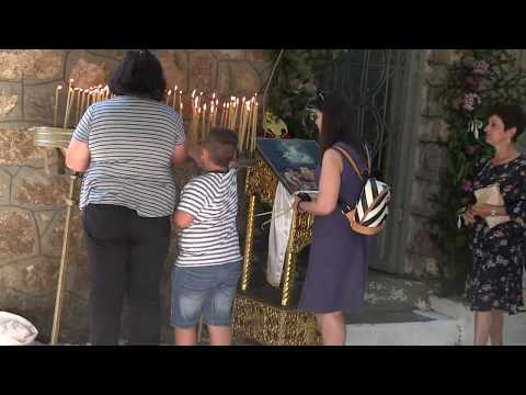 Feast of the Dormition of the Virgin Mary August 15 2019  in Verrioa Laconia Greece