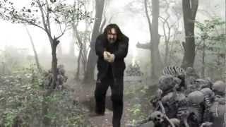 "Christopher Lee: ""The Bloody Verdict of Verden"" Music Video"