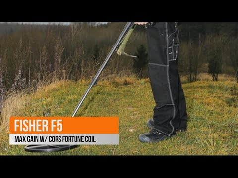 fisher F5 cors fortune coil 21 element test bed