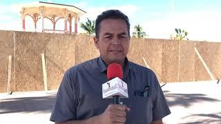 No estarán listas para el carnaval las 3 obras del malecón de La Paz