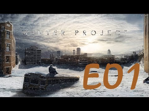 Winter Project E01 | 7 Days to Die mod