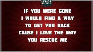 Rescue - Ashanti tribute - Lyrics