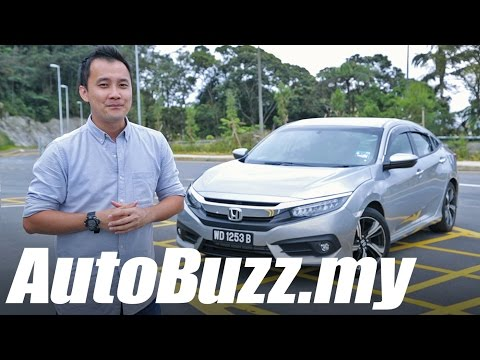 2016 Honda Civic 1.5 Turbo Premium Review