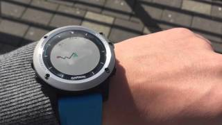 Trackback Feature On Garmin Quatix 3