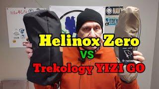 Helinox Zero Chair vs Trekology YIZI GO