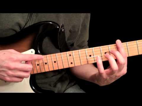 Harp Harmonics Introduction - Intermediate Guitar Lesson