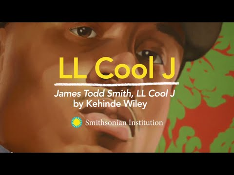 LL Cool J: James Todd Smith, LL Cool J, by Kehinde Wiley