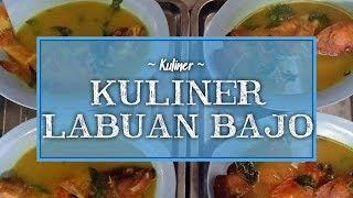 10 Wisata Kuliner di Labuan Bajo, Cicipi Nikmatnya Ikan Kuah Asam Philemon dan Sop Ayam Ikan Kemato
