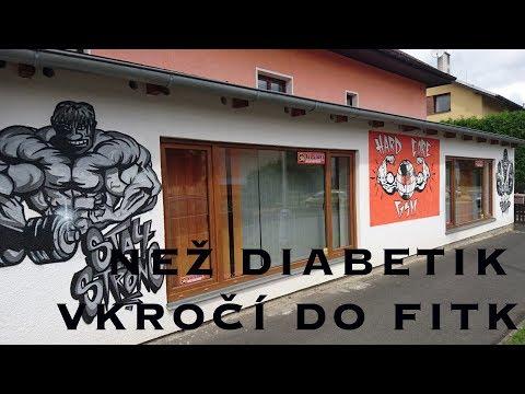 Energie v diagnostice diabetu typu 2
