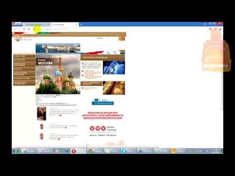 Заполняем анкету на визу в Венгрию (канал TripAndMe.ru)