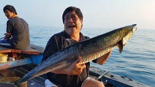 Phóng sự câu cá Côn Đảo -chuyến đi nhiều cá thật tuyệt vời - Full HD