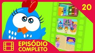 Galinha Pintadinha Mini - Episódio 20 Completo - 12 min