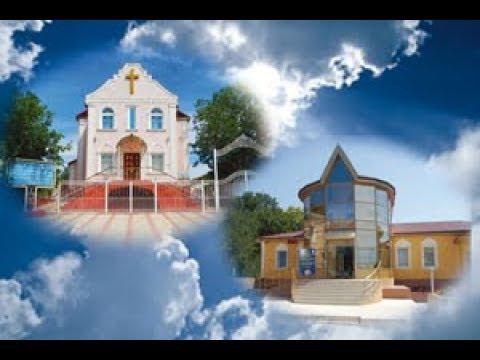 Церковь возле вокзала омск
