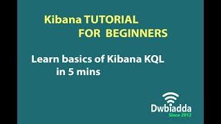 Learn basics of Kibana KQL in 5 mins   Kibana tutorial