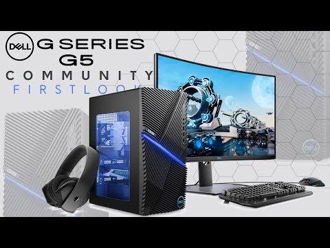 Community First Look: Dell G-Series G5 Desktop