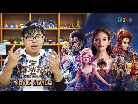 the Nutcracker and the Four Realms  - Review film - Movie Review