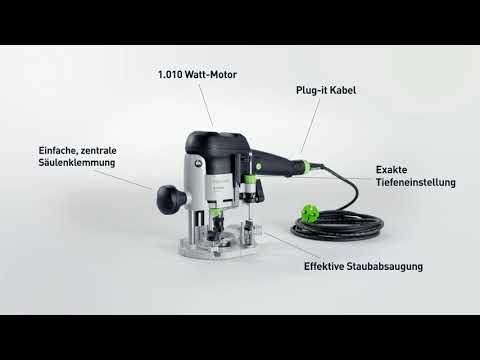 Oberfräse | OF 1010 - Festool