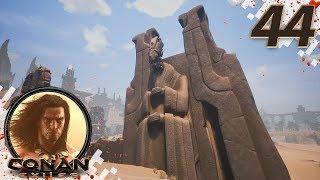 CONAN EXILES (NEW SEASON) - EP44 - Huge Renovation! (Gameplay Video)