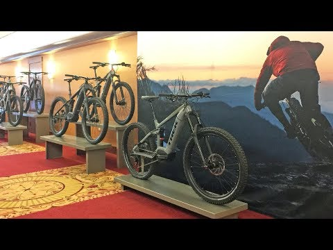 2019 Trek Electric Bikes, Powerfly Line Deep Dive