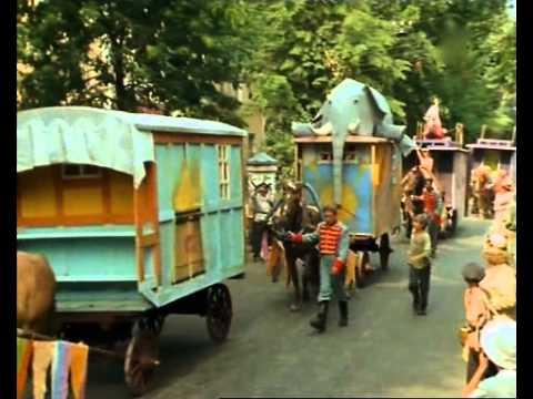 Дом на колесах-Цирк приехал