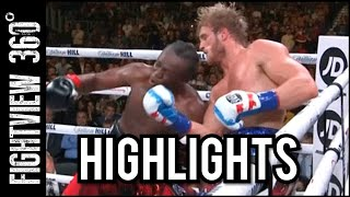 KSI vs Logan Paul 2 Post Fight Results & HIGHLIGHTS! Impressed? 3rd FIGHT? Logan WON Or ROBBED?