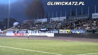 preview picture of video 'Derby Śląska: ROW Rybnik - GKS Katowice [Doping kibiców]'