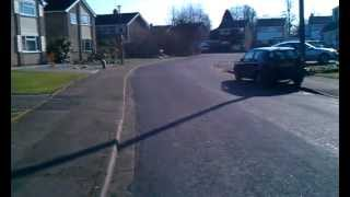 preview picture of video 'Ainsdale Drive - Footpath needs resurfacing'